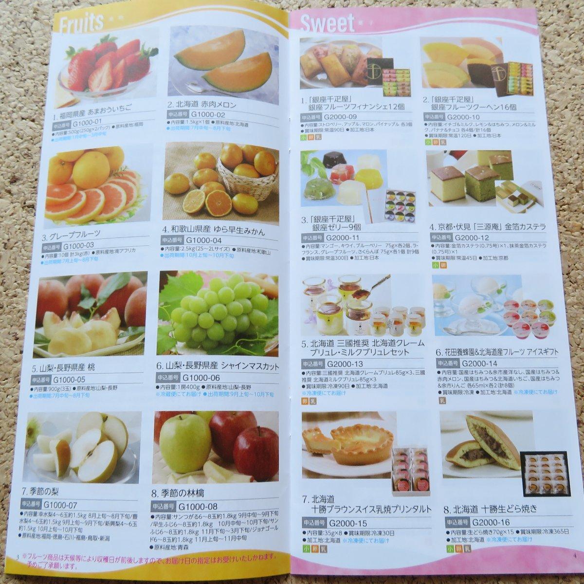 アイコムの株主優待カタログ